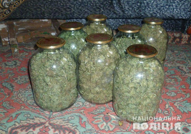 З початку року поліція Донеччини вилучила наркотиків на 400 тисяч гривень, фото-1