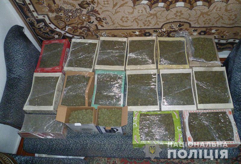 З початку року поліція Донеччини вилучила наркотиків на 400 тисяч гривень, фото-5