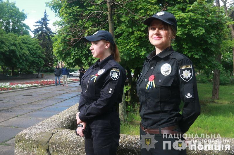 Пам'ятні заходи 9 травня на Донеччині пройшли без грубих порушень громадського порядку, фото-2