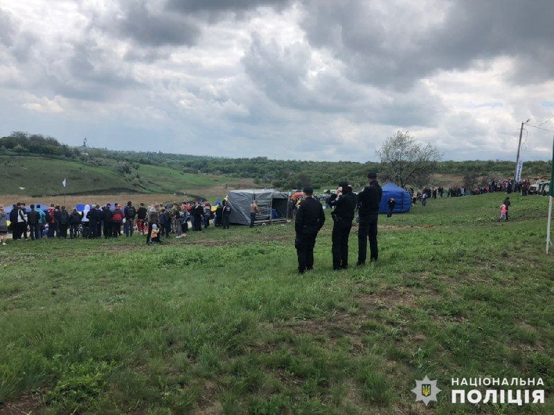 Пам'ятні заходи 9 травня на Донеччині пройшли без грубих порушень громадського порядку, фото-7
