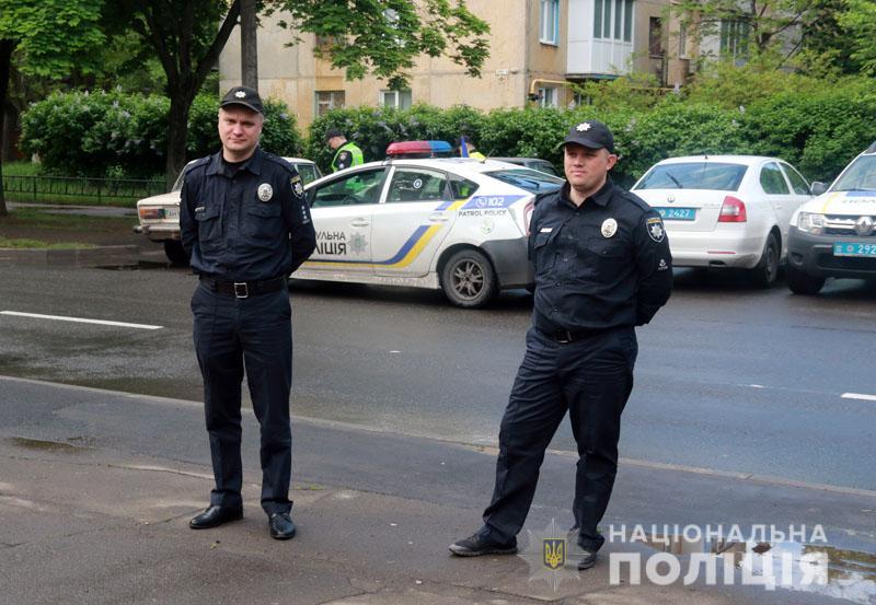 Пам'ятні заходи 9 травня на Донеччині пройшли без грубих порушень громадського порядку, фото-5
