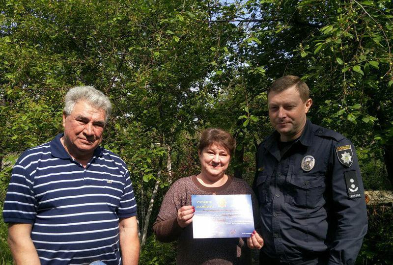 Керівництво Покровського відділу поліції привітало матерів своїх колег зі святом, фото-17