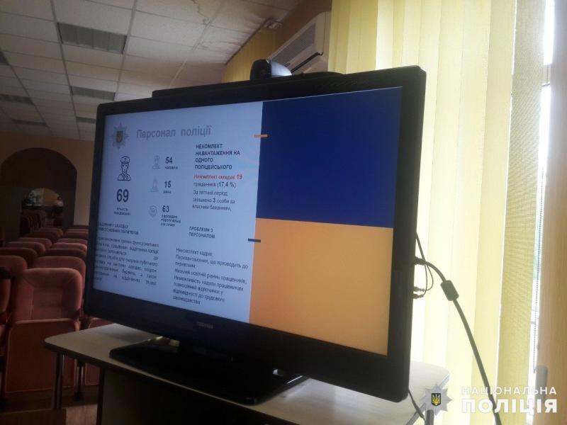Керівництво Мирноградського відділення поліції взяло участь в засіданні робочої групи, фото-3