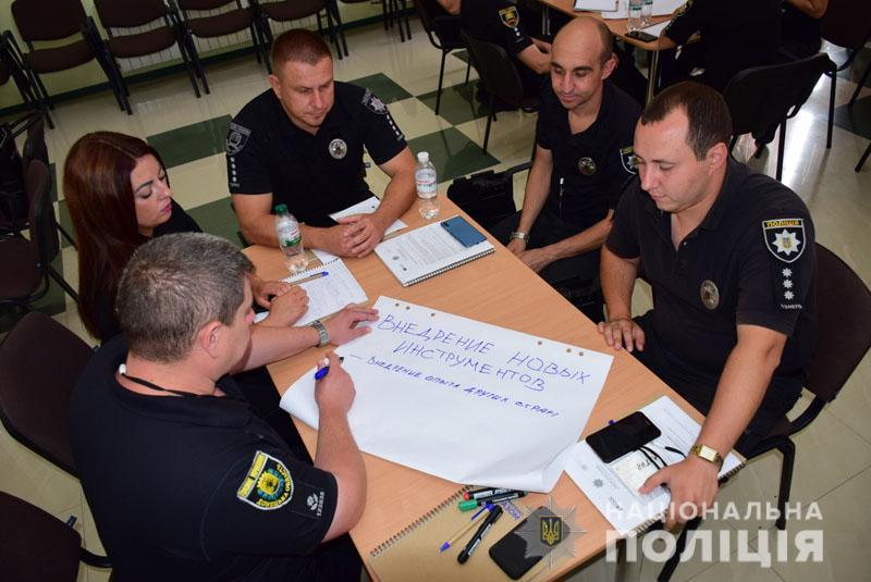 Поліцейські Донеччини розробляють стратегію захисту дітей, фото-1