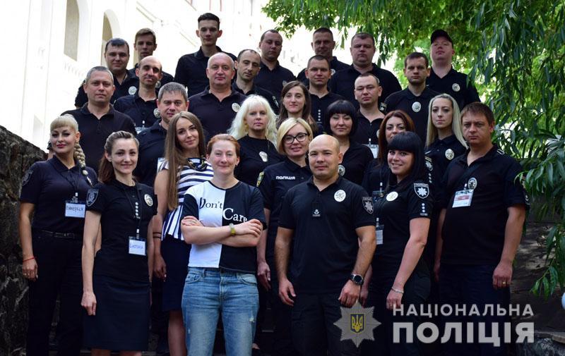 Поліцейські Донеччини розробляють стратегію захисту дітей, фото-9