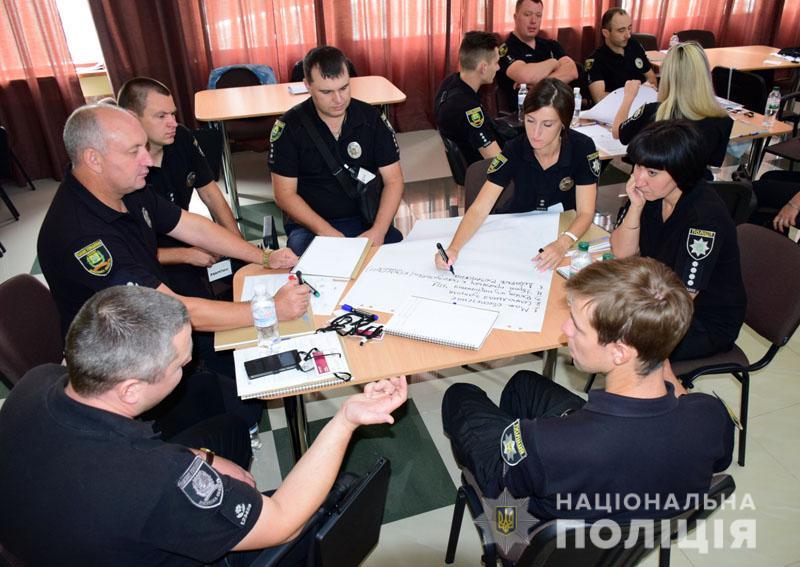Поліцейські Донеччини розробляють стратегію захисту дітей, фото-4