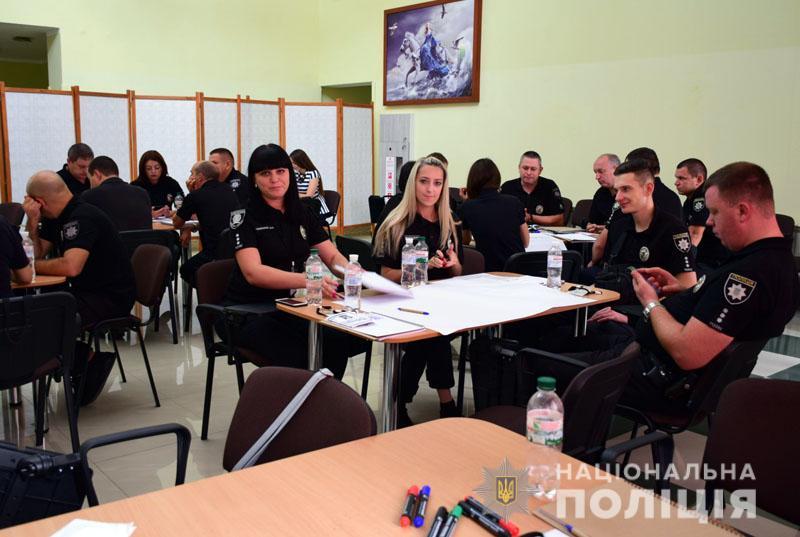 Поліцейські Донеччини розробляють стратегію захисту дітей, фото-7