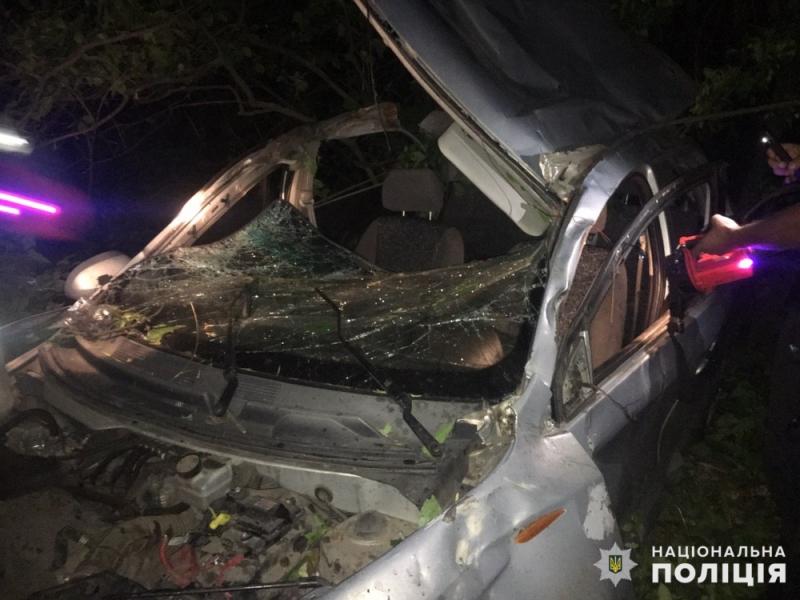 Пятеро жителей Доброполья попали в страшное ДТП: водитель автомобиля умер в больнице, фото-2