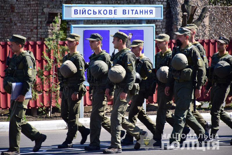 На Донеччині до охорони громадського порядку долучилися патрулі Національної гвардії, фото-6