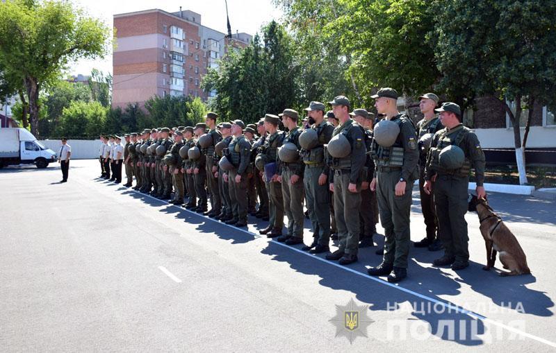 На Донеччині до охорони громадського порядку долучилися патрулі Національної гвардії, фото-2
