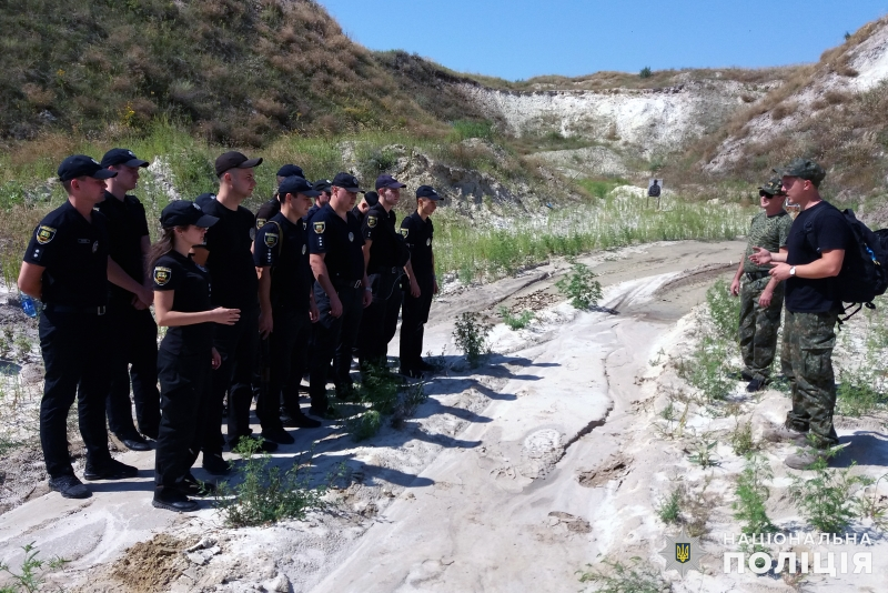 Покровські правоохоронці вдосконалили свій рівень професійної підготовки, фото-1