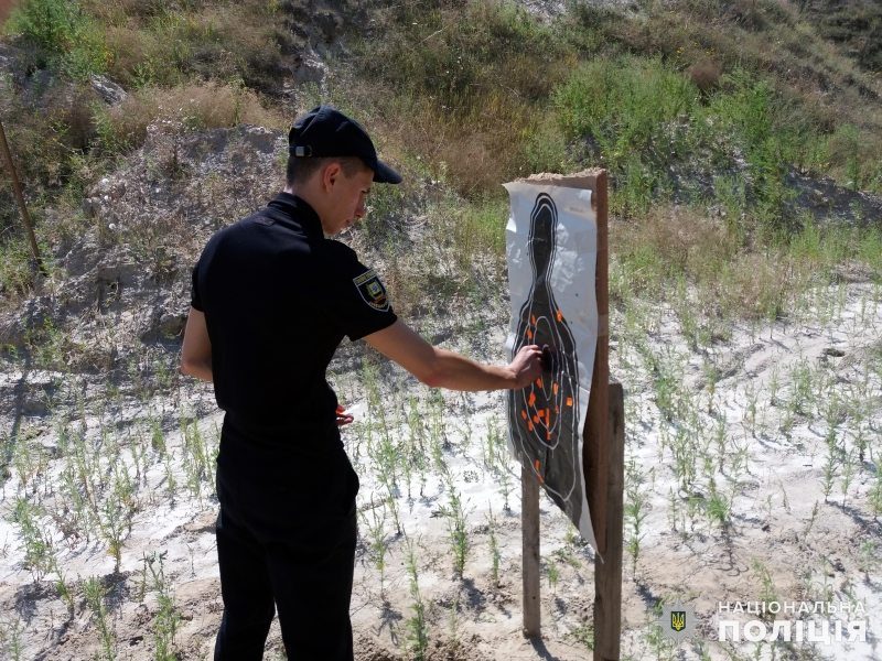 Покровські правоохоронці вдосконалили свій рівень професійної підготовки, фото-5