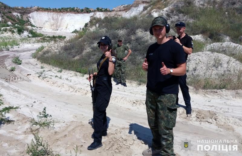Покровські правоохоронці вдосконалили свій рівень професійної підготовки, фото-7