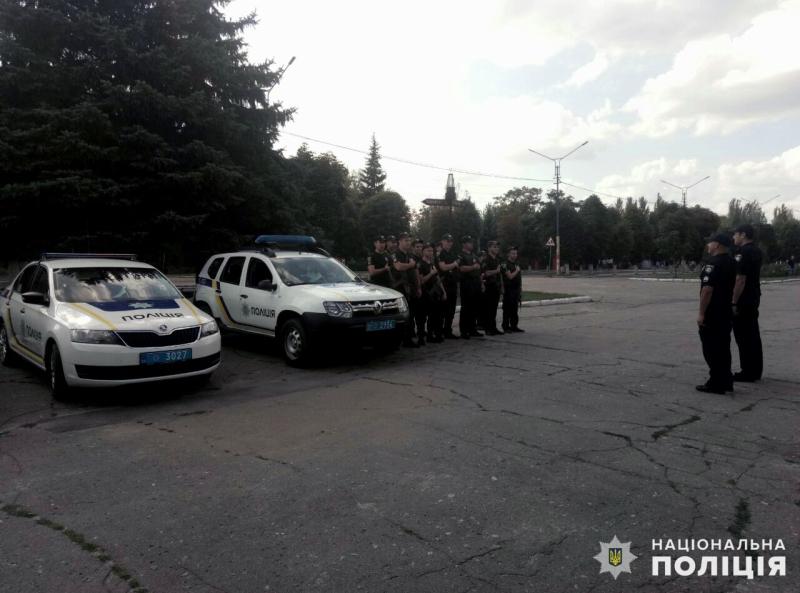 Правоохоронці Добропілля заступили на патрулювання міста, фото-2