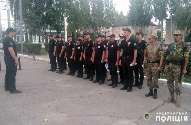 Правоохоронці Добропілля заступили на патрулювання міста, фото-1
