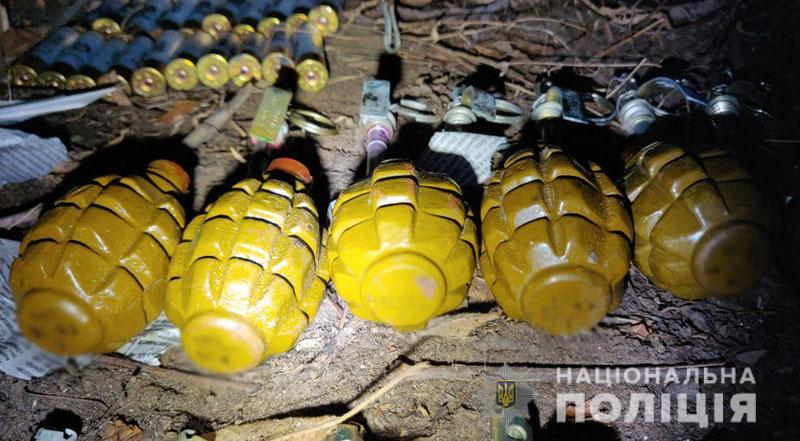 На Донеччині з початку року поліцейські вилучили з незаконного обігу понад 500 гранат, фото-2