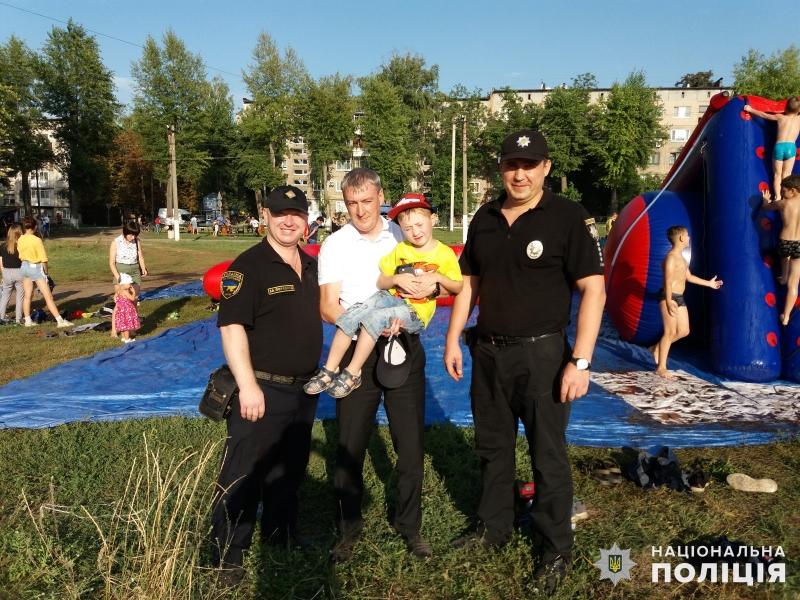 Мешканці Покровська відзначають День незалежності, фото-2