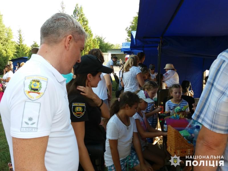 Мешканці Покровська відзначають День незалежності, фото-3