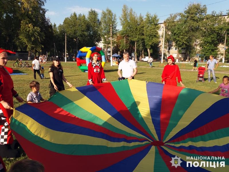 Мешканці Покровська відзначають День незалежності, фото-4