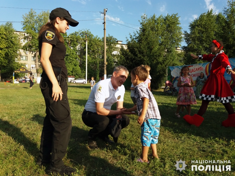 Мешканці Покровська відзначають День незалежності, фото-5