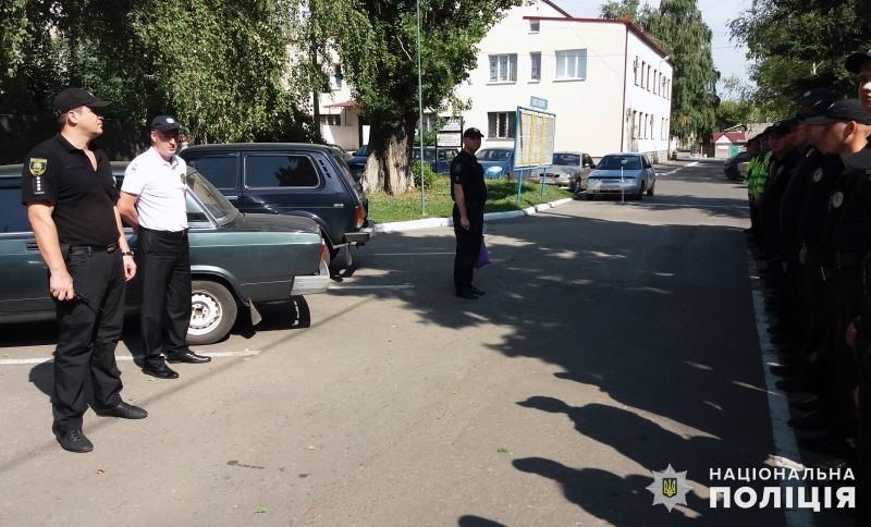 Мешканці Покровська відзначають День незалежності, фото-1
