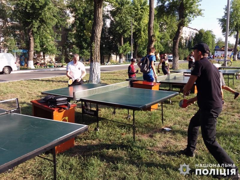 Мешканці Покровська відзначають День незалежності, фото-6