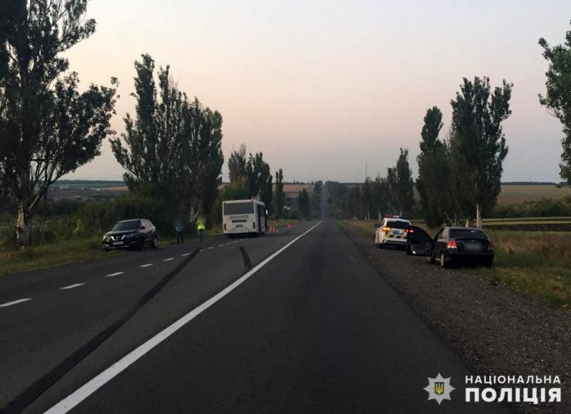 Поблизу Покровська сталася ДТП, в якій загинув пішохід, фото-1
