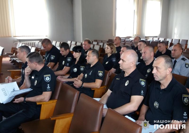 В Покровському відділі поліції підвели підсумки роботи за вісім місяців поточного року, фото-3