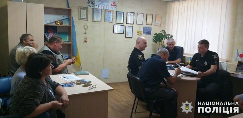 Начальник поліції Мирнограду відзвітував про результати роботи перед громадою, фото-1