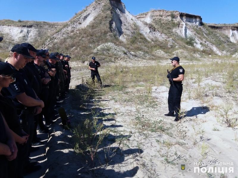 Покровские полицейские повышают уровень своего профессионального мастерства, фото-1