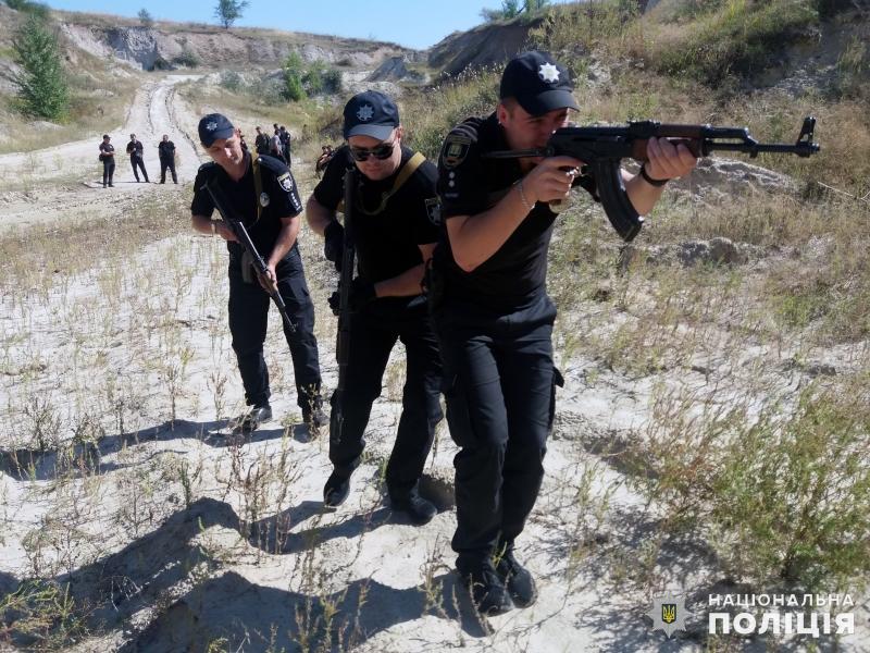 Покровские полицейские повышают уровень своего профессионального мастерства, фото-3