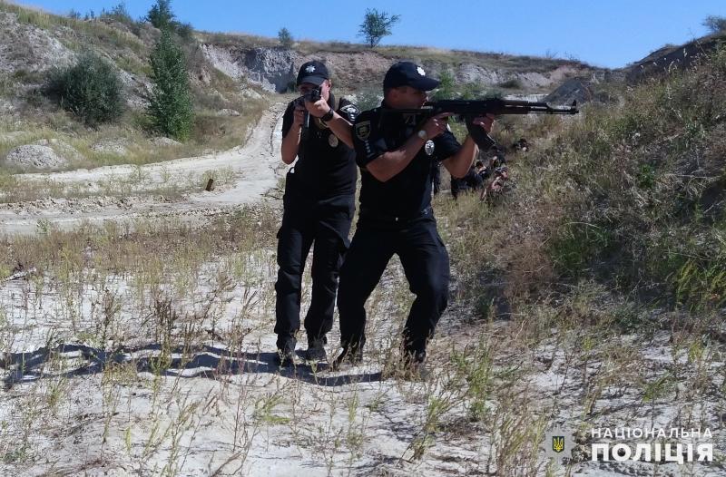 Покровские полицейские повышают уровень своего профессионального мастерства, фото-4