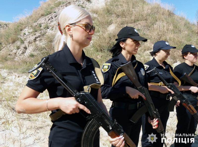 Покровские полицейские повышают уровень своего профессионального мастерства, фото-5