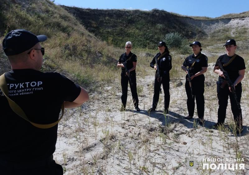 Покровские полицейские повышают уровень своего профессионального мастерства, фото-6
