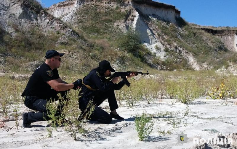 Покровские полицейские повышают уровень своего профессионального мастерства, фото-7