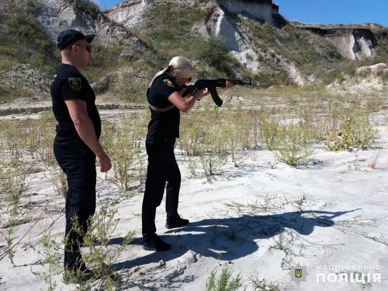 Покровские полицейские повышают уровень своего профессионального мастерства, фото-8