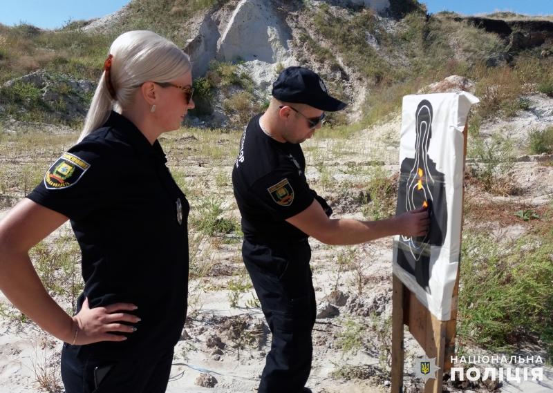 Покровские полицейские повышают уровень своего профессионального мастерства, фото-9