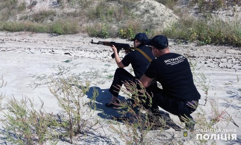 Покровские полицейские повышают уровень своего профессионального мастерства, фото-10