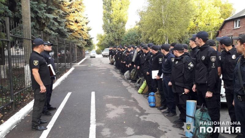 В Покровске личный состав полиции поднят по тревоге, фото-1