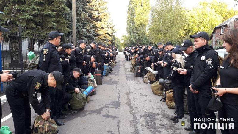В Покровске личный состав полиции поднят по тревоге, фото-2