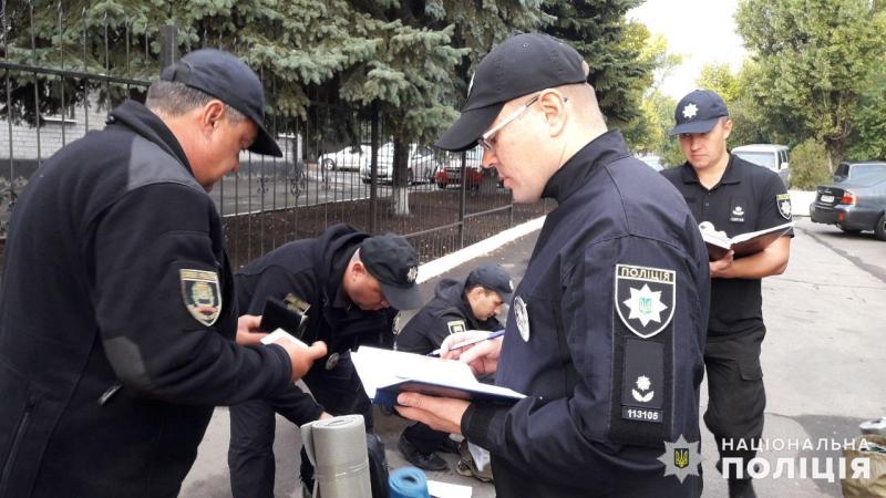 В Покровске личный состав полиции поднят по тревоге, фото-4