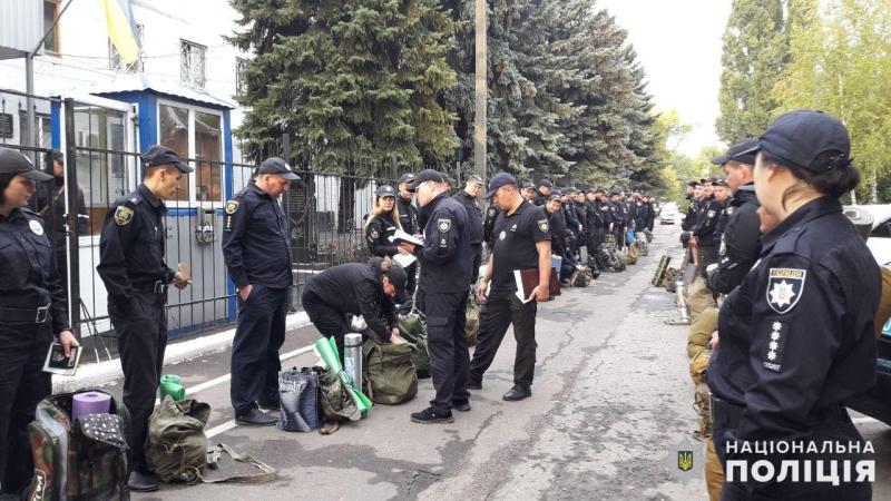 В Покровске личный состав полиции поднят по тревоге, фото-3