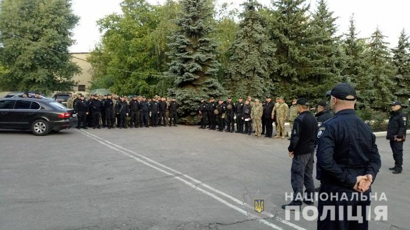 Поліцейські зі складу ООС викрили наркозбувальника – результати відпрацювання Мирнограду, фото-1