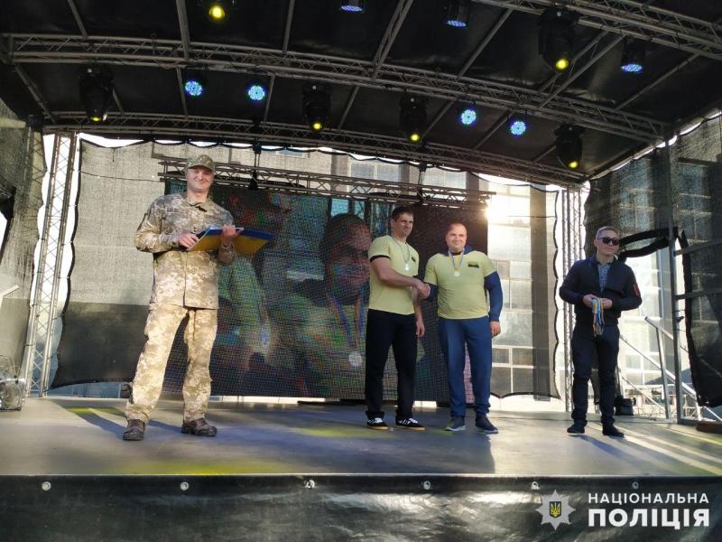 Покровські поліцейський зайняли перше місце у змаганнях серед команд силовиків, фото-5