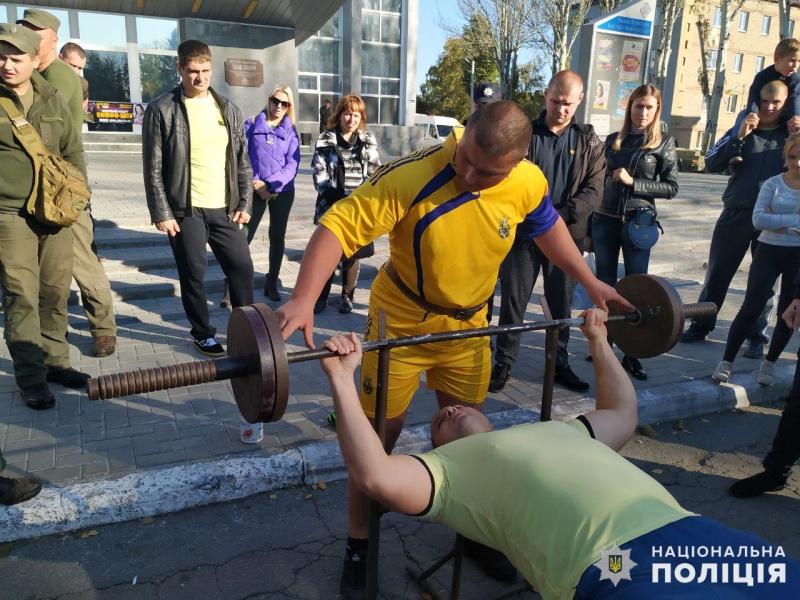 Покровські поліцейський зайняли перше місце у змаганнях серед команд силовиків, фото-2
