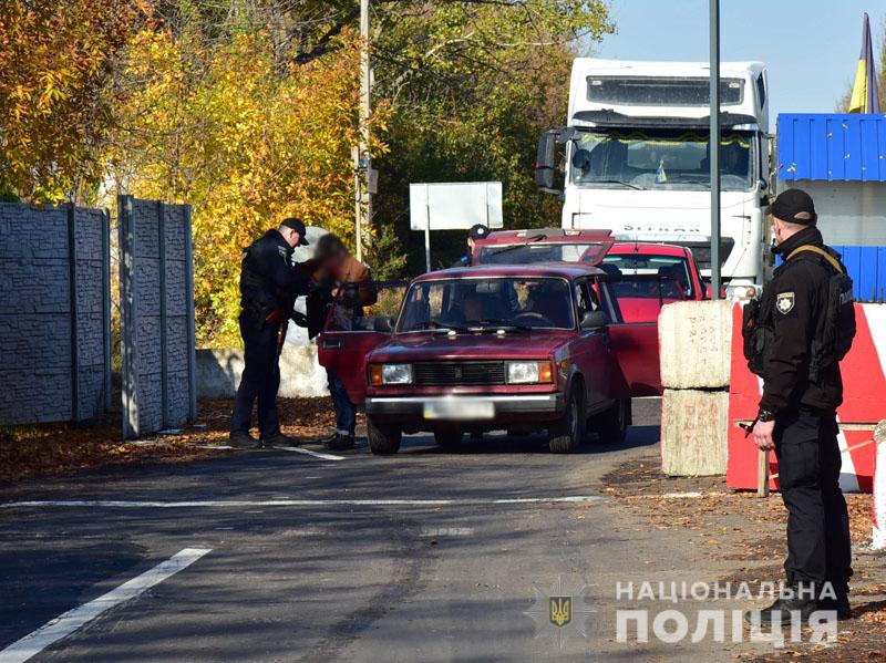 Поліція затримала на блокпостах понад 200 зловмисників, що перебували у розшуку, фото-3