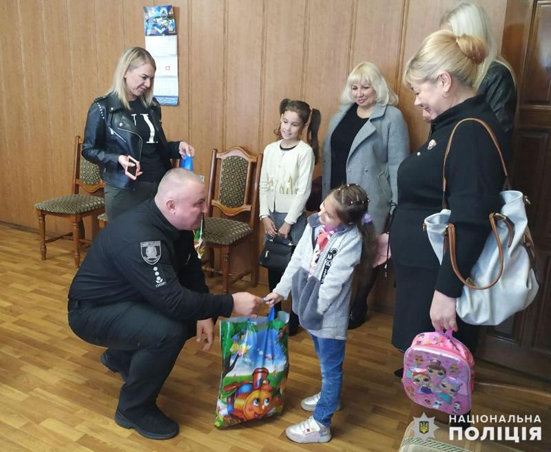 Керівник поліції Покровська зустрівся з родинами загиблих правоохоронців, фото-1