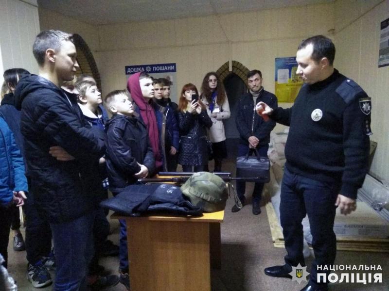 День відкритих дверей пройшов у Мирноградському відділенні поліції, фото-2