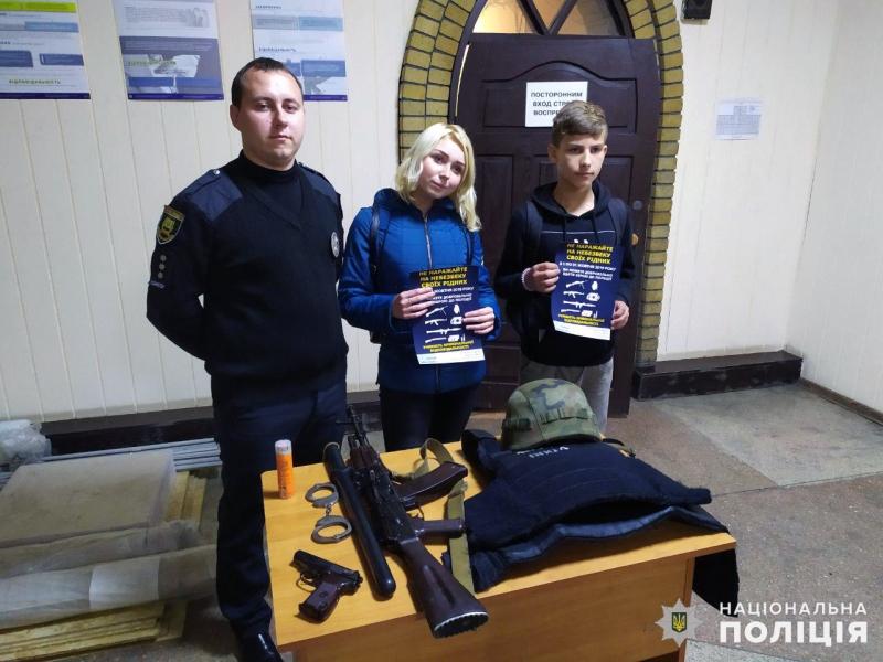 День відкритих дверей пройшов у Мирноградському відділенні поліції, фото-3