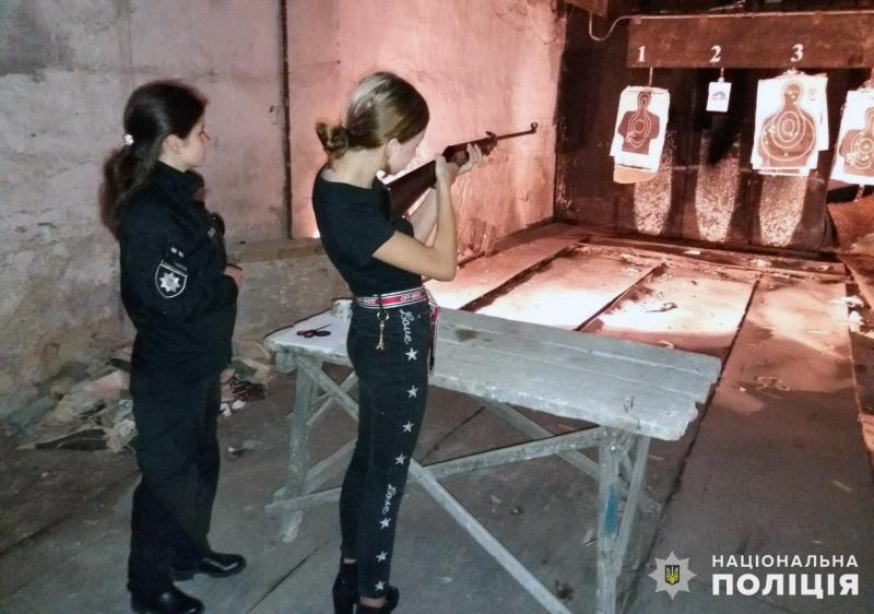 Покровські лігівці вправлялись у стрільбі з пневматичної зброї, фото-3